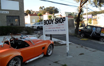 J & M Auto Body - Auto Body & Collision Repair Services in San Francisco, Daly City & Brisbane, CA